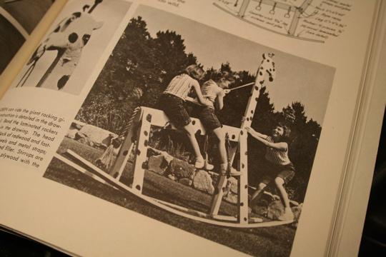 Make things book giraffe