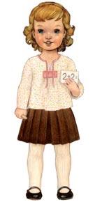 Oliverands top skirt