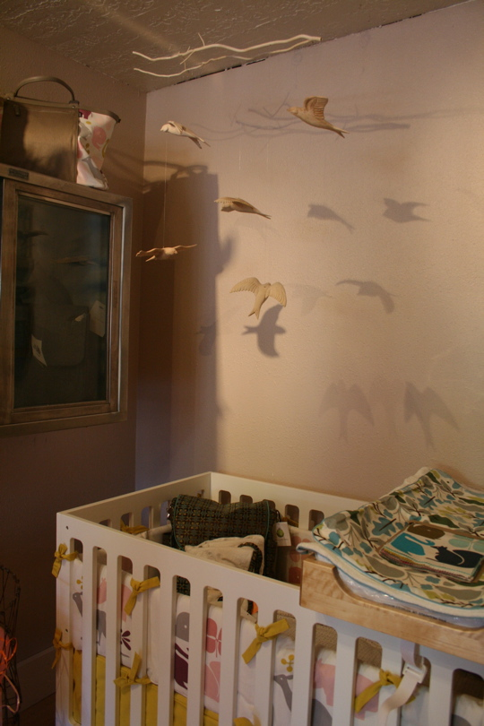 Mockingbird crib