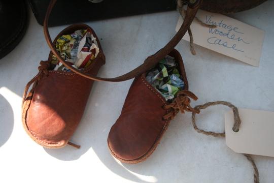 Two women slippers