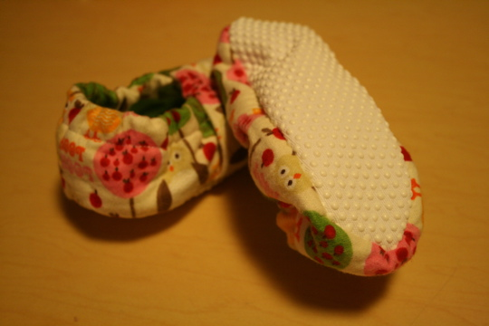Slippers owl 3