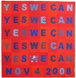Yes we can quilt
