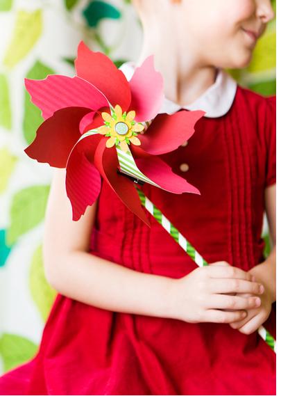 Heather bailey pinwheel