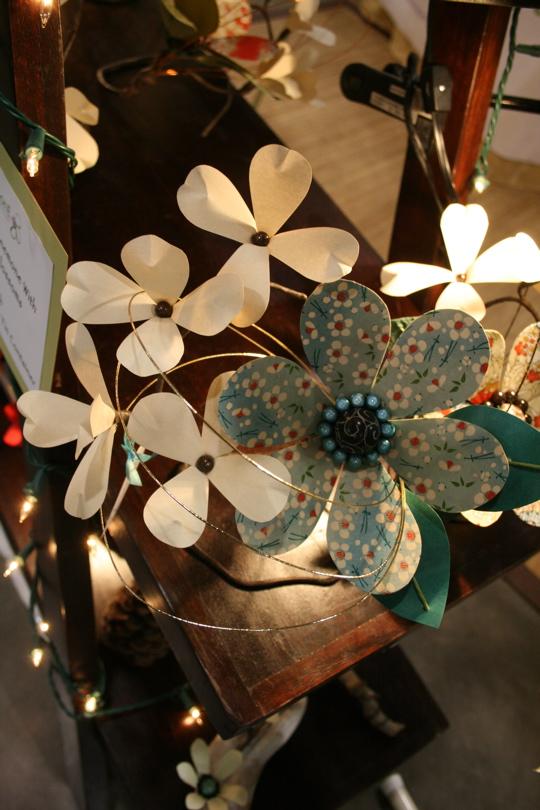 Paper tree ornaments3
