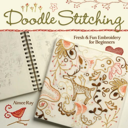 Doodle stitching cover