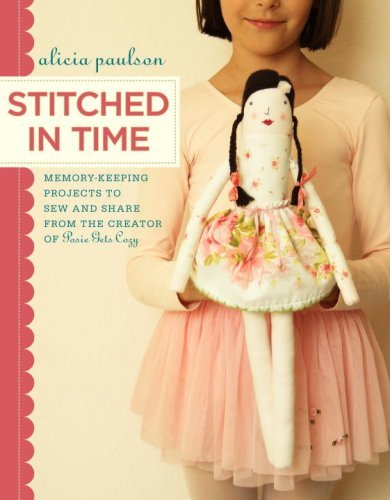 Stitched in time cover