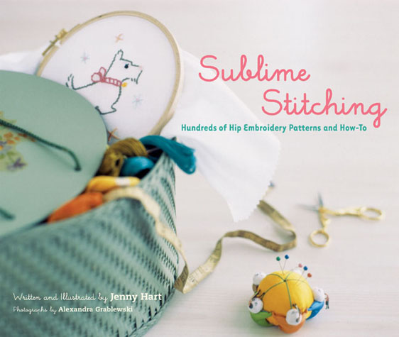 Sublime stitching cover