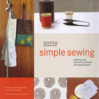 Simple sewing cover