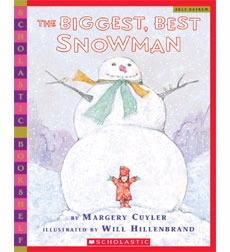 Biggest best snowman