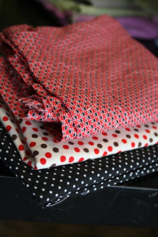 Fabric rwb