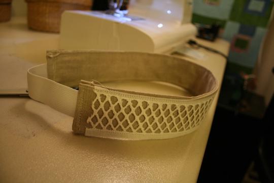 Headband tut 4