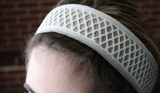 Headband tut 5
