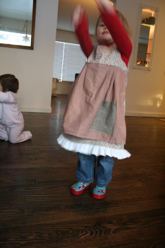 Orphan dress 2