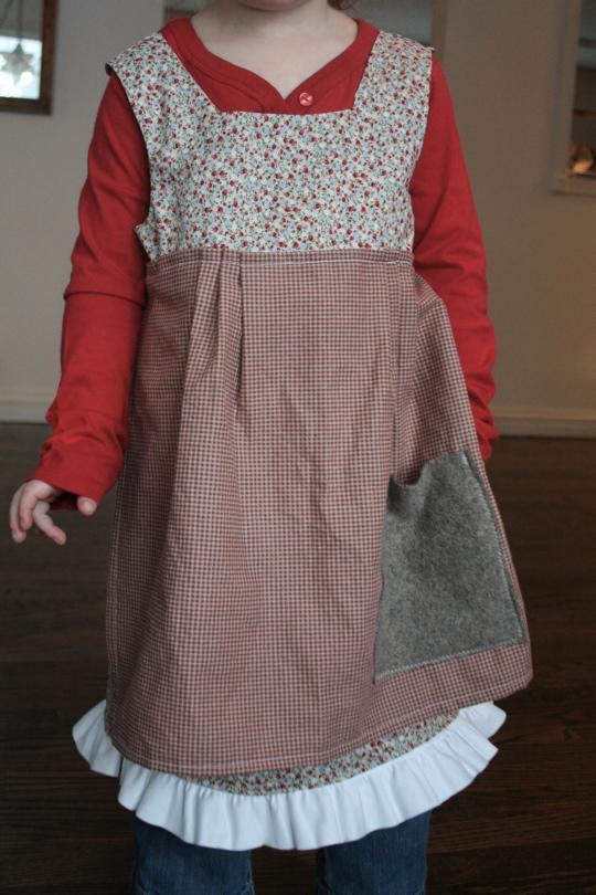 Orphan dress 3 & Itu0027s a hard knock life - penny carnival