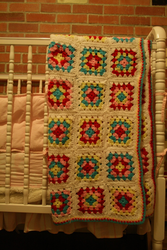 Granny blanket thrift