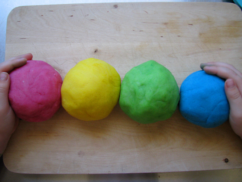Play dough hopskipjump