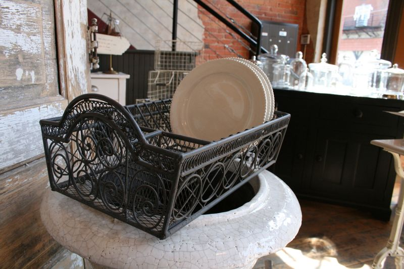 1900 dish rack