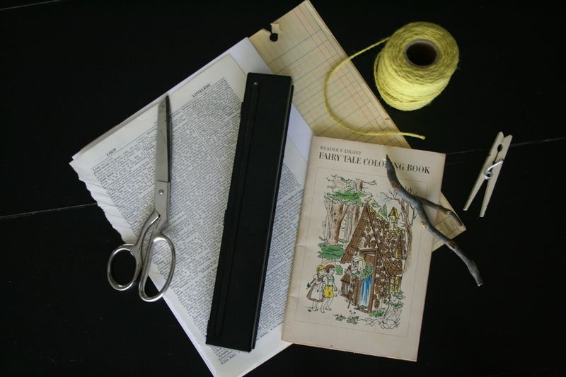Stick book A
