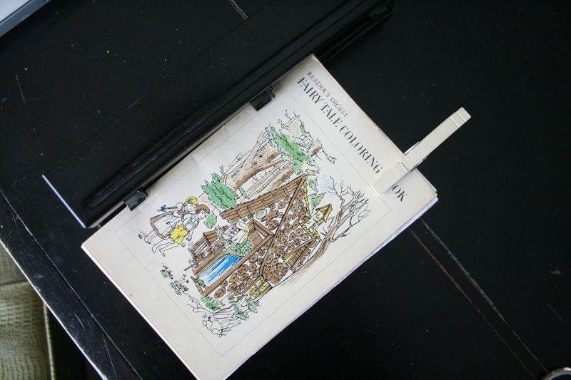Stick book C