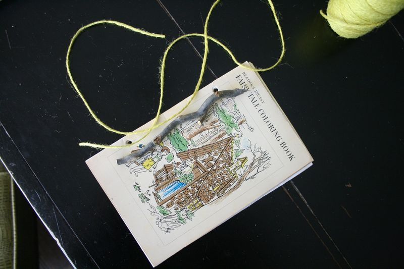 Stick book D