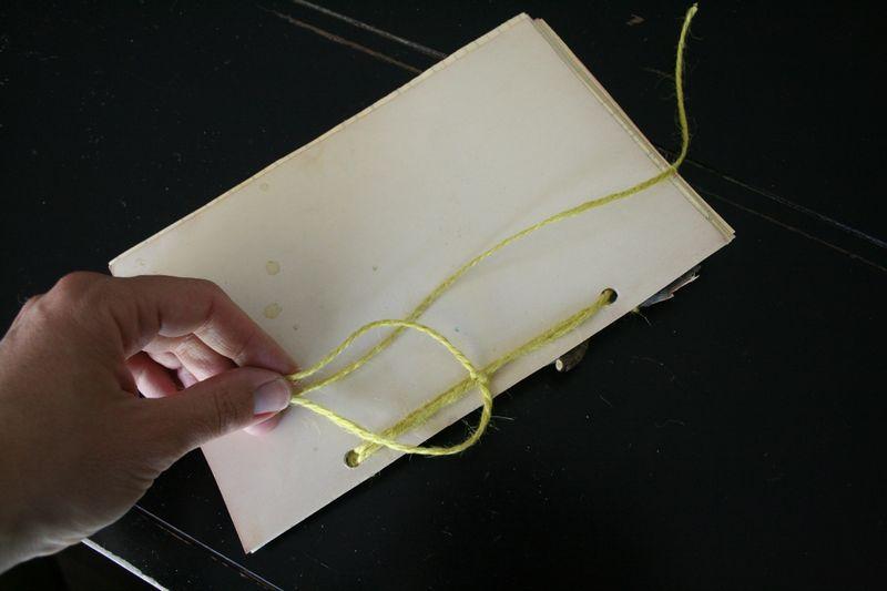 Stick book G