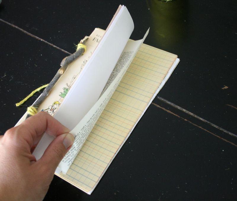 Stick book I