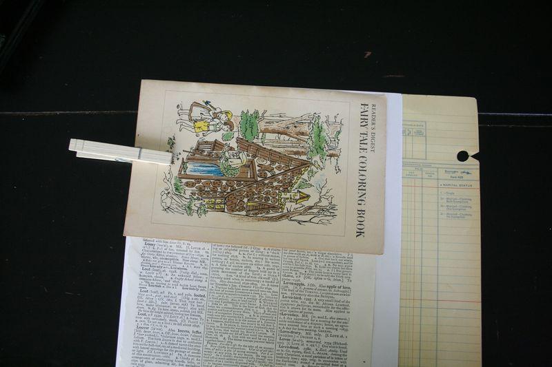 Stick book B