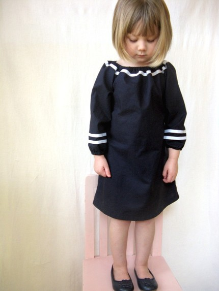 Team littles dress 2