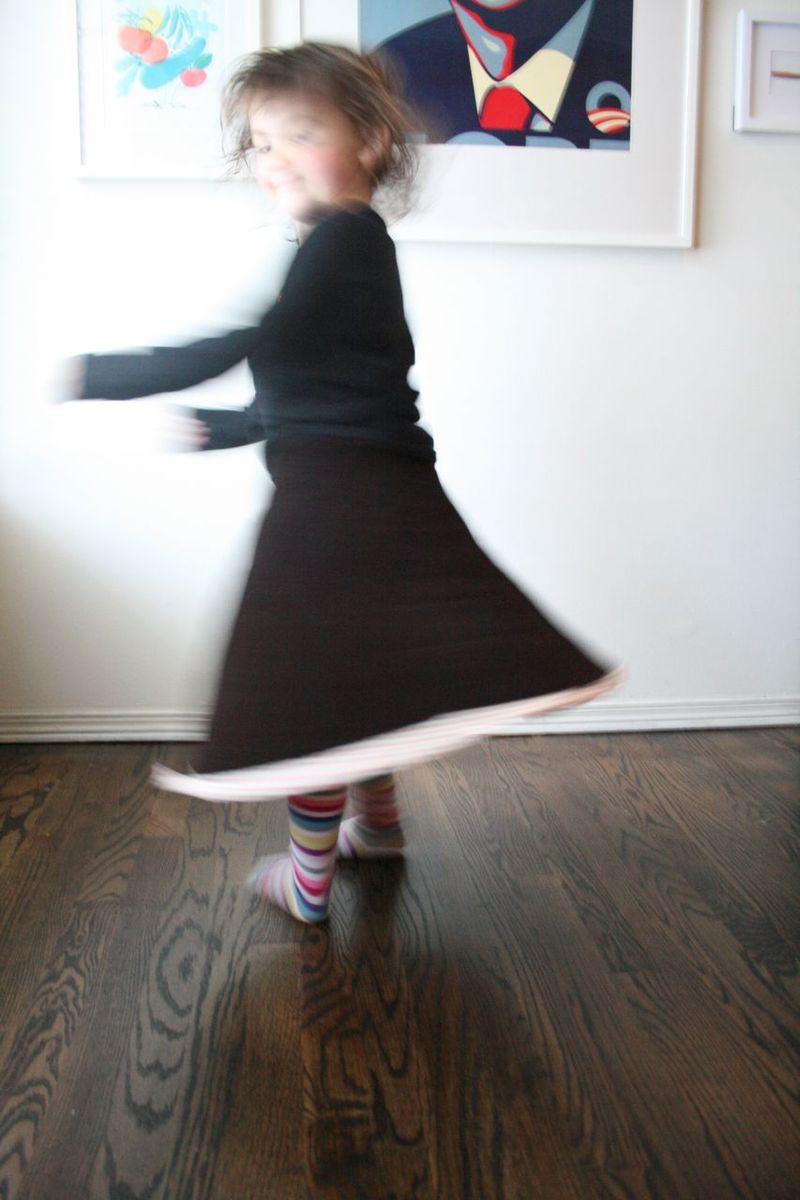Twirl bo