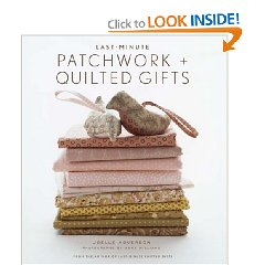 Patchwork and Quilted Gifts