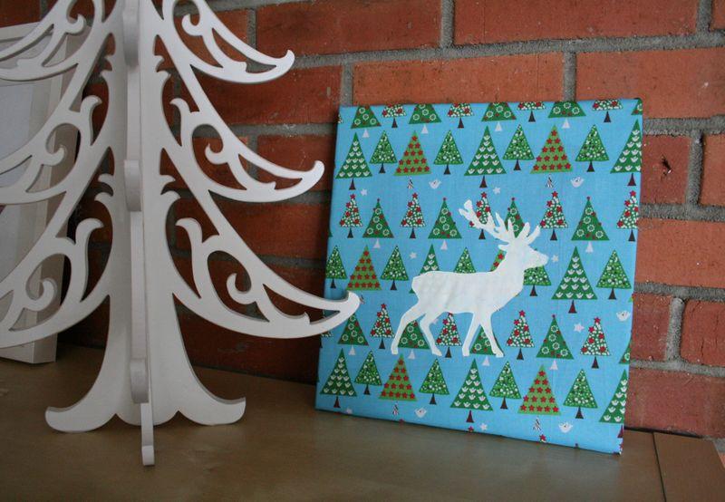Reindeer step 8