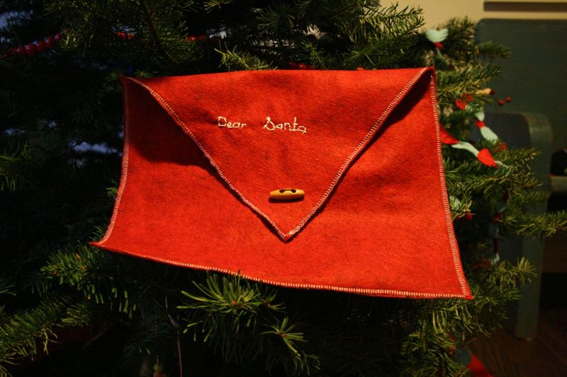 Santa satchel