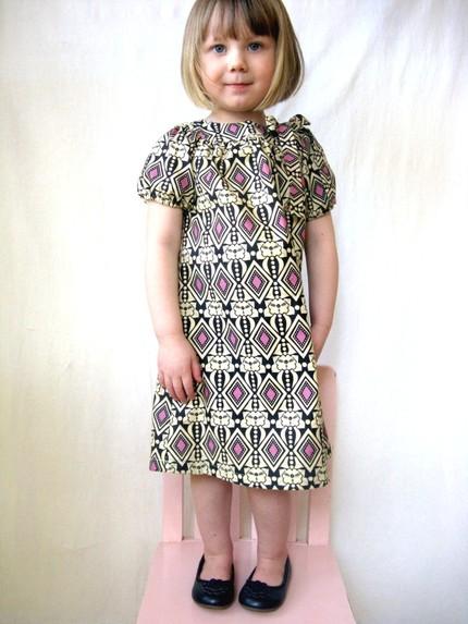 Team littles dress 1