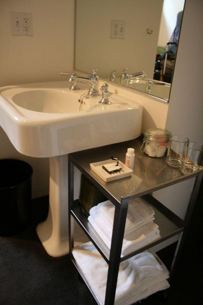 Portland ace hotel sink