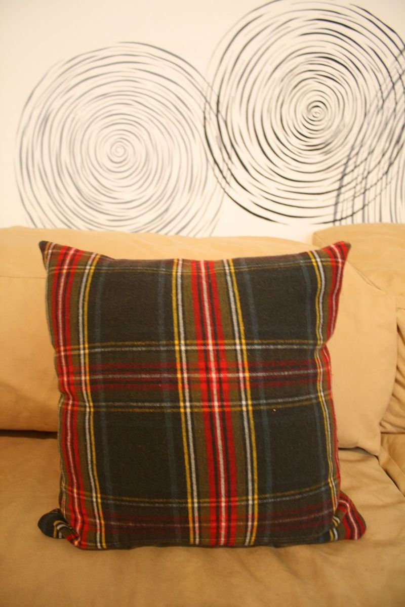 Portland ace hotel pillow