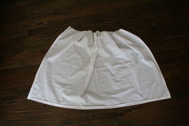 Henny penny apron skirt