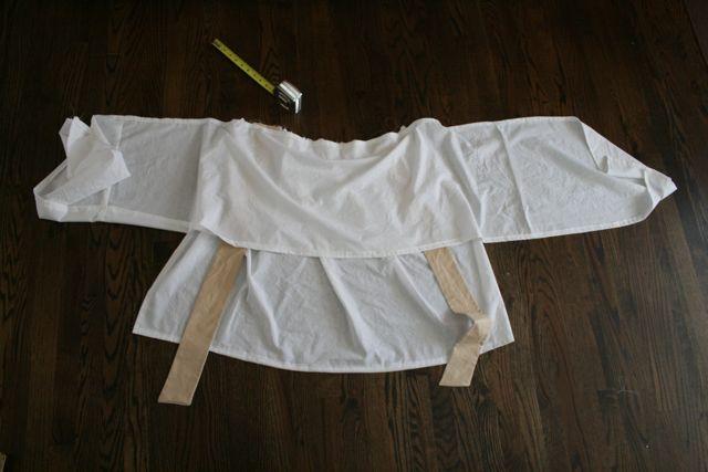 Henny penny apron assemble 3