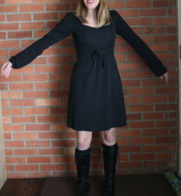 Henny penny apron wear 1