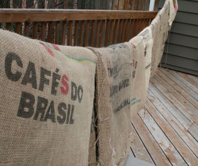 Coffee sacks 3