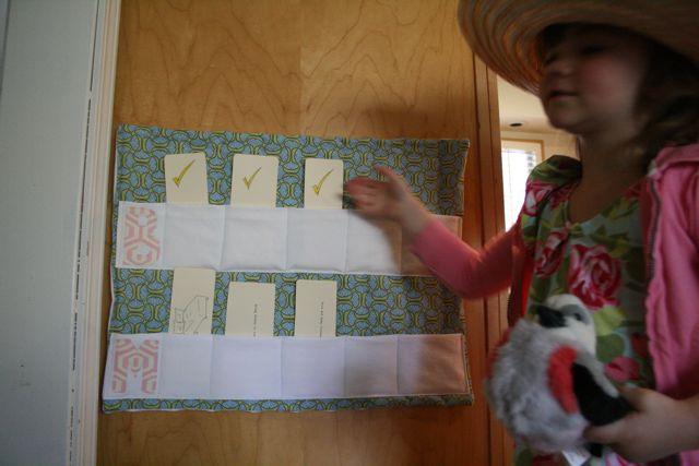 Chores chart demo