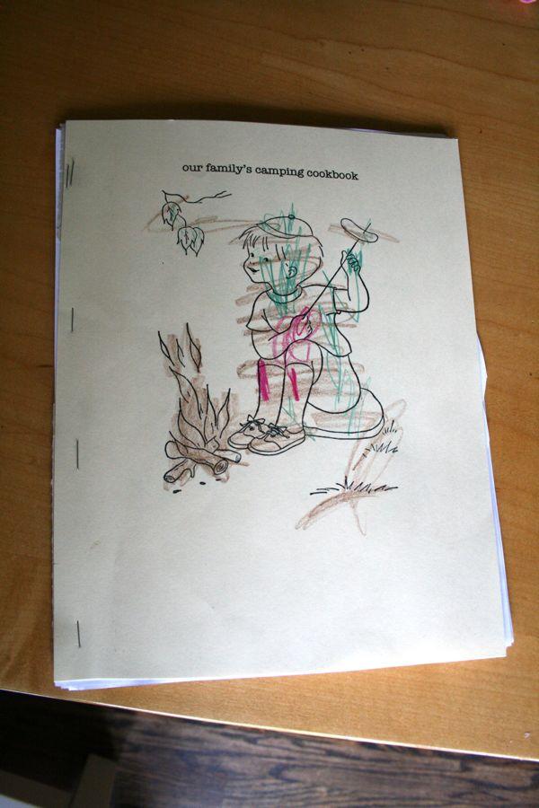 Camping cookbook 1