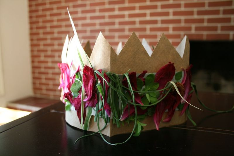 Nature crown 1