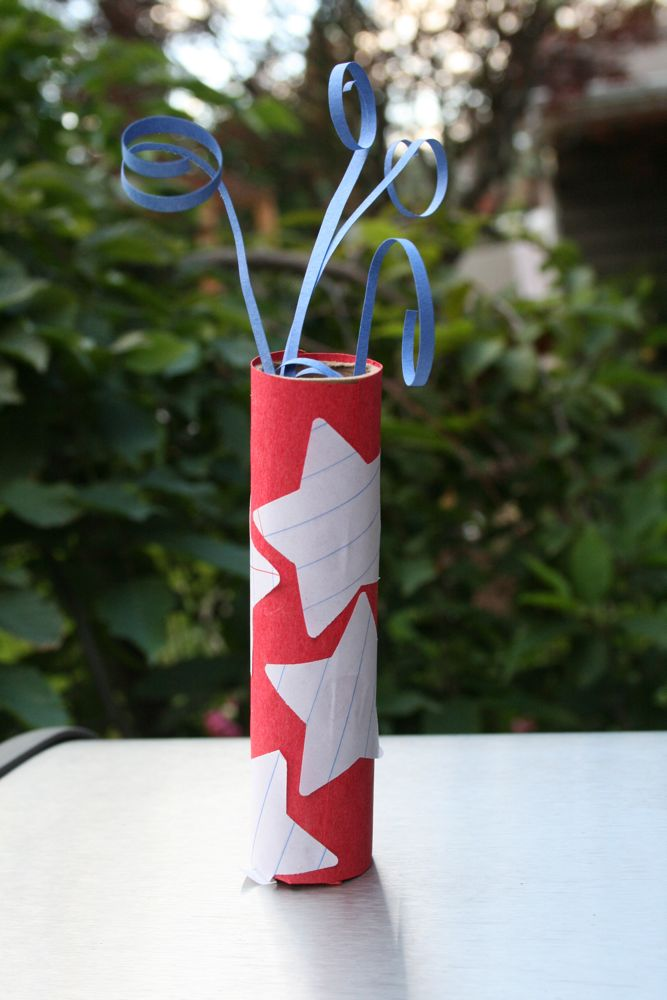 Firecracker craft