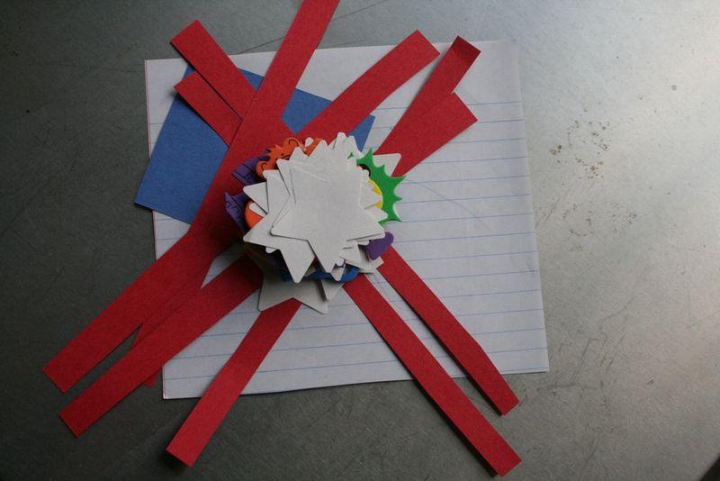US flag craft
