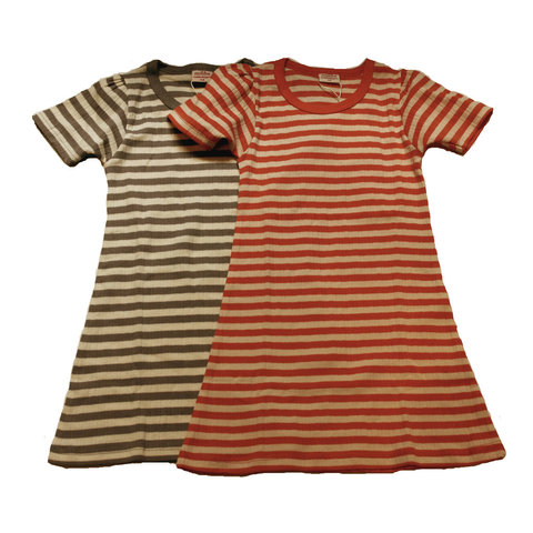 Back to school striped dress finn's finds