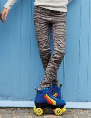 Mini boden roller skates