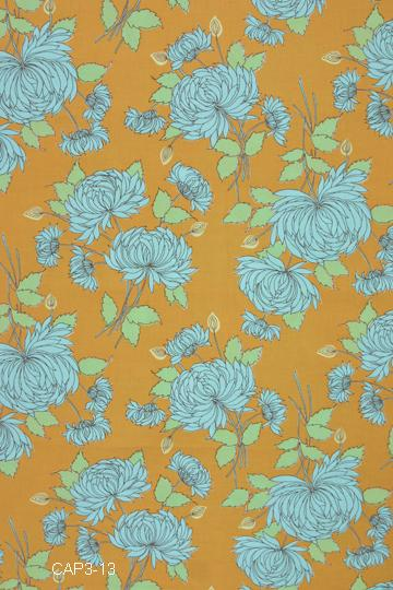 Amy butler chrysanthemum