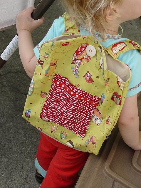 SewingDork backpack