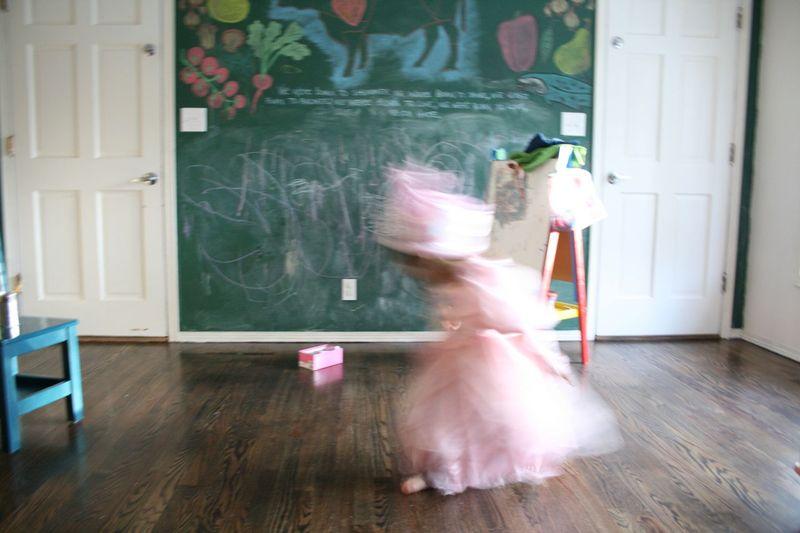 Chalkboard wall 3