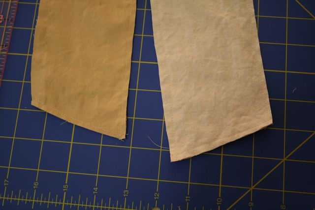 Henny penny apron strap ends